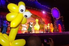 Sesame Street (Big Bird balloon gift)