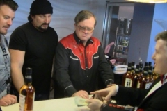 Trailer Park Boys (Performing magic for them)