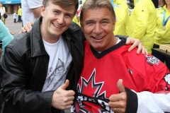 Rick Hansen (Man in Motion)
