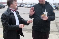 Frankie MacDonald (Magic money trick)