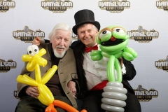 Sesame Street's Caroll Spinney (Retired October 2018, after 50 years as Big Bird & Oscar!)
