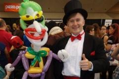 Mark Hamill (balloon gift)