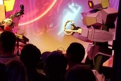 Transformers ('Cybertronic Spree'- Shockwave playing tambouorine!)