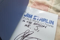 Jim Starlin (Autograph)