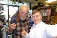 Wilkie's Wonderful World! (Legendary retailer and philosopher, Ian Wilkie!)