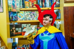 Dr. Strange (Mr. J Magician cosplay)