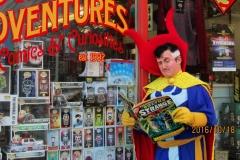 Dr. Strange (Mr. J Magician cosplay)