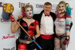 """Harley Quinns (with """"Mistah J"""")"""