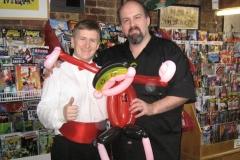 Calum Johnston (SuperSnipe balloon gift!)