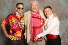 Colin Baker (The Sixth Doctor)