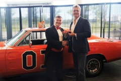 Dukes of Hazzard (with John Schneider- Bo Duke!)