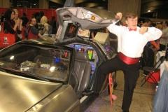 Back to the Future (DeLorean)