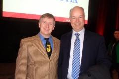 Jamie Baillie (Former Nova Scotia PC leader)