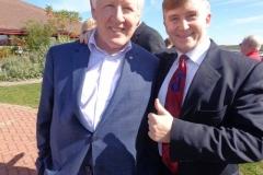 Bob Rae (Former federal Liberal leader)