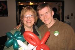 Elizabeth May (Green Party leader)