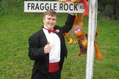 Fraggles (on Fraggle Rock Road!)
