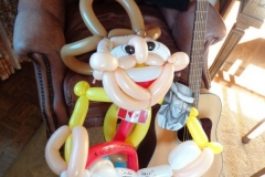 George Canyon (Balloon caricature)