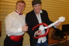 Dave Gunning (Juno nominee, multiple ECMA and Hockey Night in Canada Song Quest winner!)