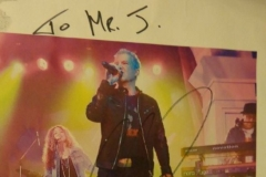Glass Tiger (Autograph)