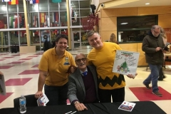 Jerry Granelli (Performed on 'A Charlie Brown Christmas', last surviving member of Vince Guaraldi Trio)