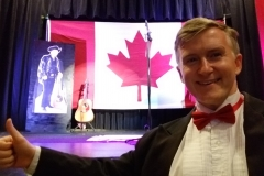 Stompin' Tom Connors (Son Taw Connors tribute show)