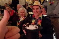Dave Carroll (Performing for his 50th birthday party)