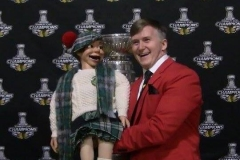 "Stanley Cup (with Angus ""Dinky"" MacAskill)"