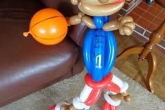 Harlem Globetrotters (Balloon!)