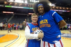 Harlem Globetrotters (Moose Weekes)