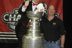 Stanley Cup (Pulling out a rabbit!)