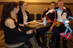 Stars on Ice (Olympic Champion Kaetlyn Osmond, with Patrick Chan)