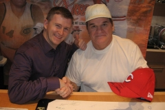 Pete Rose (3 X World Series Champion)
