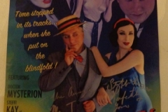 """Dr. Mysterion & Steffi Kay: """"The Sentimentalists"""""""