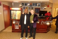 Mike Robinson Mike Robinson (Magic mentor, Immortal, World-class entertainer/magician/ventriloquist!)
