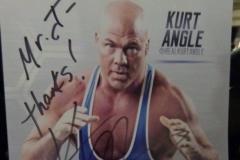 Kurt Angle (Autograph)