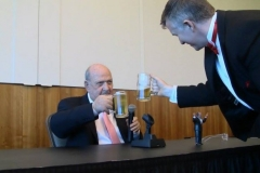 Mean Gene Okerlund (A toast to a legend!)