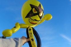 Cody Rhodes (Stardust balloon gift)