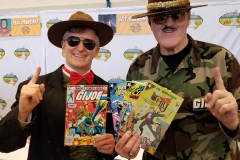 Sgt. Slaughter (We react to each others' comics!)