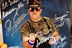 Sgt. Slaughter (Autograph)