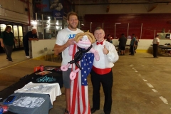 Jack Swagger (Former WWE World Champion)